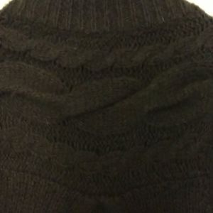 Free People Sweaters - Free People Extra Long Black Sweater Size XSmall